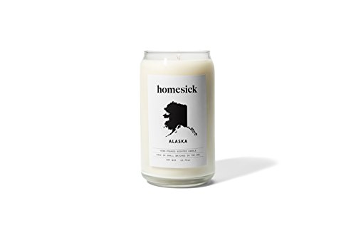 Homesick Scented Candle, Alaska