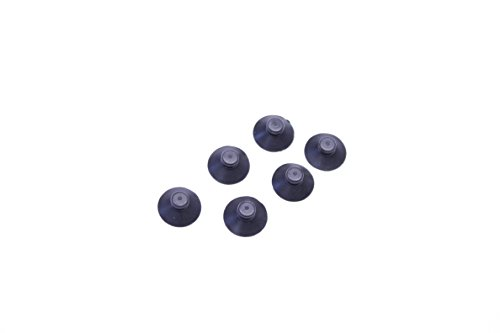 Dennerle 5898 Sauger für Nano Eckfilter (6 Stück)