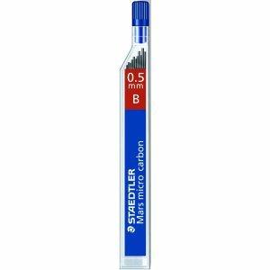 Bleistiftminen für Druckbleistifte H 2H B 0,5mm HB 0,9mm Feinminen