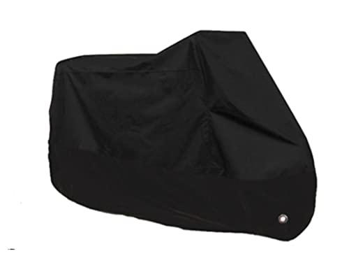 YANGHUA YANGSTOR - Funda para motocicleta (M, L, XL, 2XL, 3XL, ajuste al aire libre, para scooter, impermeable, para bicicleta, lluvia, polvo, 5 tamaños (color: XXXL)
