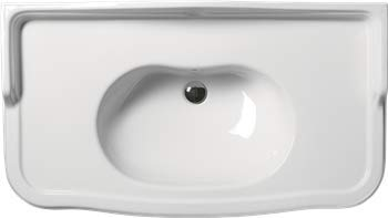 GSI OLD ANTEA LAVABO 105X33 WEISS MOBILE 105