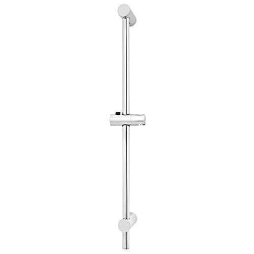VARIOSAN Asta da parete per doccia Classic 10278, 100 cm, cromata, regolabile