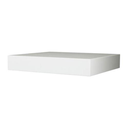 Ikea LACK Wandregal in weiß