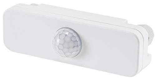 Aussen IR Slim Bewegungsmelder IP65 120° mit Dämmerungssensor 230V - LED geeignet