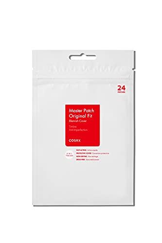 COSRX Master Patch Original Fit 24 parches | Apósito hidrocoloide A.D.F | Tratamiento rápido y...