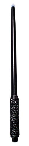 Harry Potter Professor Snape Illuminating Wand, Light Up Costume Wand Accessory by Disguise Black, 13.5 Inch Length