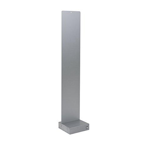 KalaMitica 60014–990–990Pizarra para imanes, Metal, Plata, 70x 14x 1.2cm