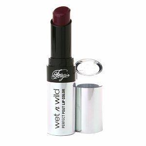 NEW Wet n Wild Fergie Centerstage Collection Perfect Pout Lip Color A041 Ferguson Crest Cabernet