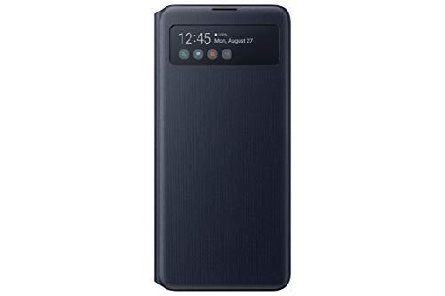 Samsung EF-EN770 - Custodia a portafoglio S View per Galaxy Note10 Lite, Nero