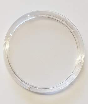 Lindner Münzkapseln für Münzen Ø 14 - 50 mm. Zur Wahl per 1, 5, 10, 100 Stück (20 mm - per 10)