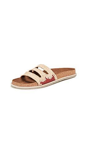 Free People Women's Crete Footbed Sandal