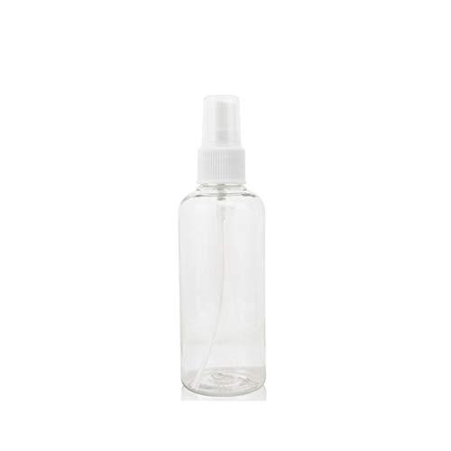 10pcs 30ml Blanc multi Utilisation Mist Bouteilles Spray Liquide transparent Atomiseur Pulvérisateur Bouteilles Spray d'eau portable