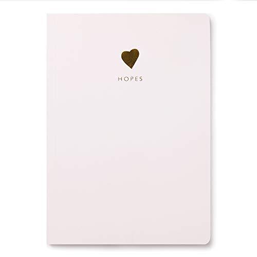 A5 Tagebuch Planer | Pink | für Frauen | Ein Geschenk von den Göttern