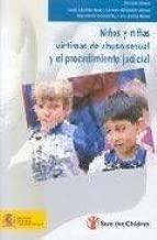 Niños y niñas víctimas de abuso sexual y el procedimiento judicial ...