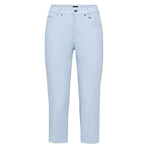 GOLFINO 6366922 503 40 Pantaloni, Blu Pastello, 46 (Pacco da 2) Donna