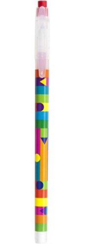 サクラクレパス 消しゴムで消せるボールペン クーピー柄 あか10本セット GBD186-FY#19