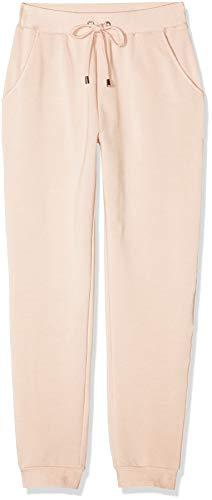 find. Damen Relaxed Hose jersey jogger, Pink (Blush Blush), W30/L32 (Herstellergröße: Medium)