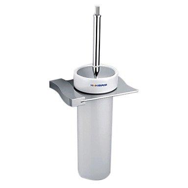 Miaoge® Hedendaagse massieve messing wandhouder voor toiletborstel