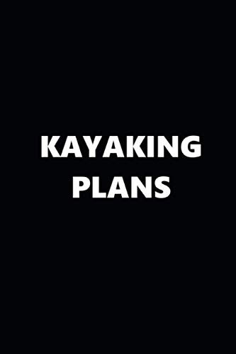 2021 Daily Planner Sports Theme Kayaking Plans Black White 388 Pages: 2021 Planners Calendars Organizers Datebooks Appointment Books Agendas
