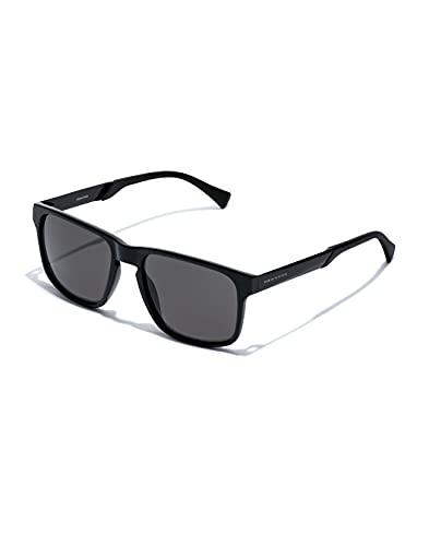 HAWKERS Peak Metal Gafas de Sol, Black, Talla única Unisex Adulto