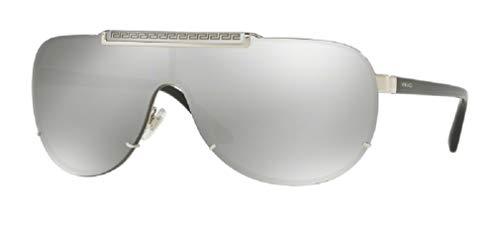 Versace VE2140 gafas de sol piloto para hombres para mujeres+kit gratuito de cuidado de gafas