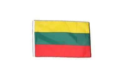Fahne Flagge Litauen 30 x 45 cm