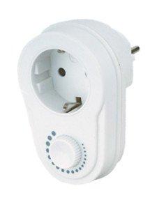 ElectroDH 11554 DH REGULADOR DE LUZ ENCHUFABLE 300W