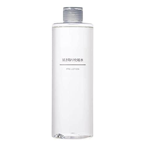 無印良品 拭き取り化粧水 大容量 400mL 44294086