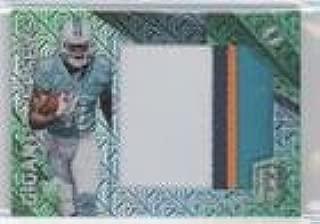 Devante Parker #2/25 Devante Parker (Football Card) 2015 Panini Spectra - Gigantic Jerseys - Neon Green #GJ-DVP