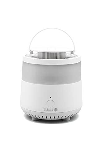 UJack(ユージャック) 蚊取り LEDランタン 暖色 アンチモスキートモード搭載 虫除けオイル対応