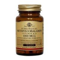 Solgar, Sublingual Methylcobalamin (Vitamin B12), 1000 mcg, 60 Nuggets (3 pack)