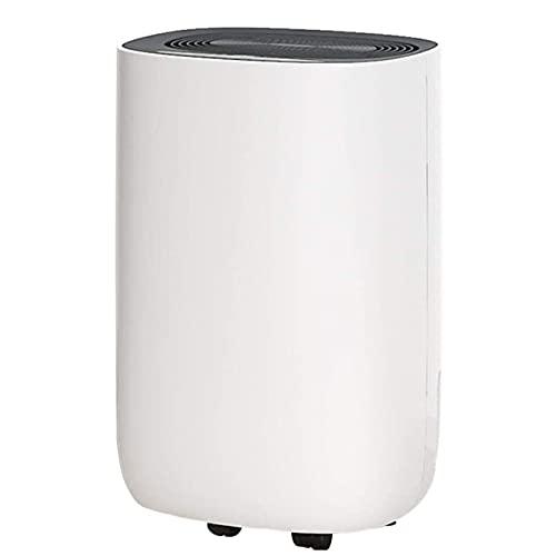 Deumidificatore domestico,depuratore di anione di deumidificazione portatile,controllo intelligente di umidità,spegnimento automatico quando l'acqua è piena,funzionamento silenzioso,drenaggio continuo