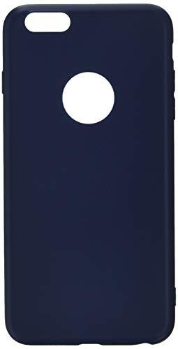 Shot Case Carcasa de Silicona para iPhone 7 Plus, Color Azul
