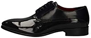 MARINI Derby - Zapatos elegantes para hombre CR1629 427, piel azul, original PE
