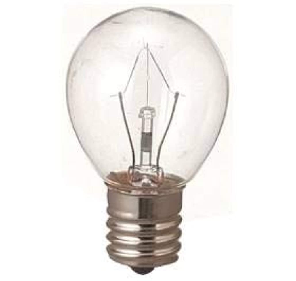 麦芽イタリック報酬生活の木 アロマランプM用 電球15W(サイズ:φ23×H50mm)