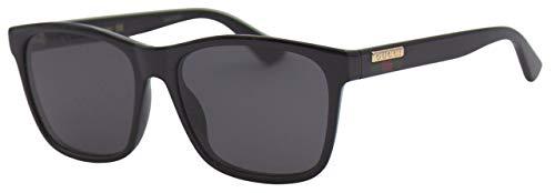 Gucci Sonnenbrillen GG0746S Black/Grey 57/17/145 Herren