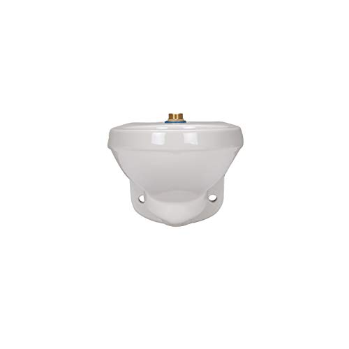 Zurn Z5615-BWL Toilet Bowl Only, 1.28 gpf Wall Hung Elongated Toilet
