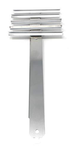 5 x Rollladen Aufhängefeder Befestigungsfeder für Mini Rolladen und Rolltor 190mm