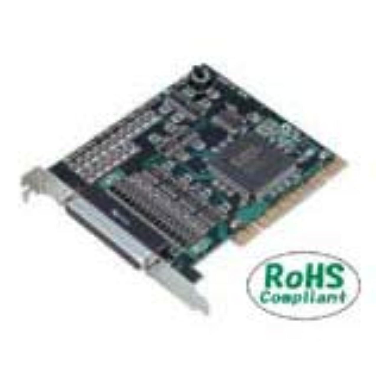 ベアリング自分除去Contec DTx Inc PIO-16/16L(PCI) H 16チャンネル入力/ 16Ch 出力オプトアイソレートデジタルI/O PCIカード PCIバス適合インターフェースボード