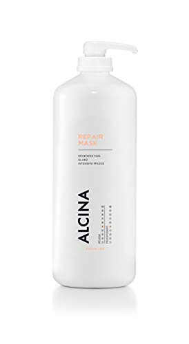 ALCINA Repair-Mask - Intensiv pflegende, regenerierende Haar-Maske - 1 x 1250 ml