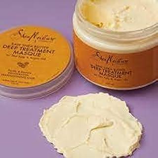 The original Shea Moisture Raw Shea Butter Deep Treatment Masque (Mask) with Sea Kelp and Argan Oil – Heal, Grow and stren...