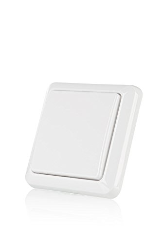 Trust Smart Home 433 Mhz Funk-Wandschalter AWST-8800