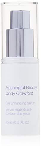 Meaningful Beauty Eye Enhancing Serum Anti-Wrinkle Hydrating Formula, 0.5 Fl Oz