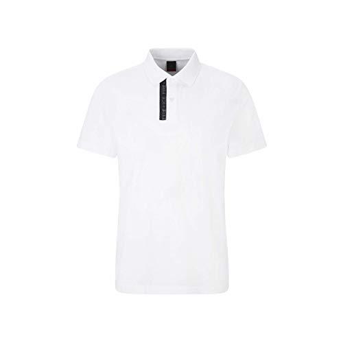 Bogner Fire + Ice Mens Ramon Weiß, Herren Polo Shirt, Größe M - Farbe White