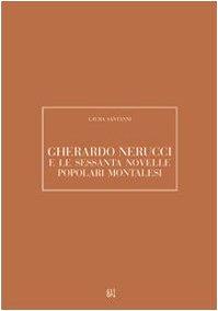 Gherardo Nerucci e le sessanta novelle popolari montalesi