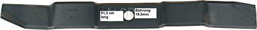 mein Superscharfes Rasenmähermesser passt an ALKO 520 BR, BRE, HW, 5210 HRD, HW, 5250 HWB + weitere