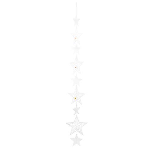 Räder Living Sternchenkette Länge:120cm