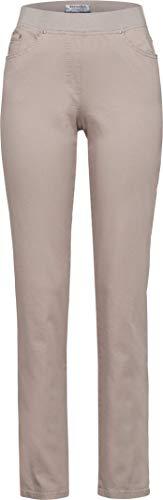 Raphaela by Brax Damen Style Pamina Super Dynamic Jeans, Light Taupe, 32W / 30L