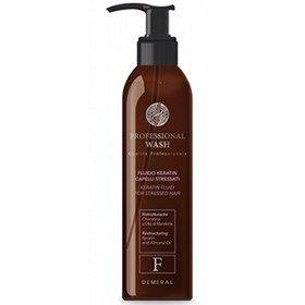 Fluide Keratin cheveux stressés