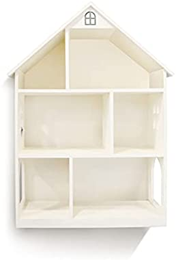 The Baby Station Book Shelf Medium Size for Baby - White